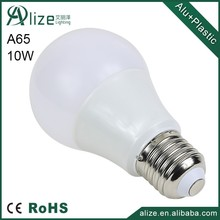 High quality 10w equal 100 watt led light bulbs