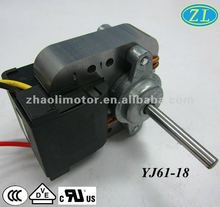 high rpm electric motor: SP motor 230V 50Hz for fans fireplace oven CE/VDE/UL certified high quality