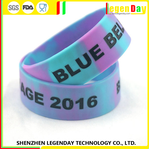Custom Silicone Mosquito Repellent Bracelet And Silicone Bracelet