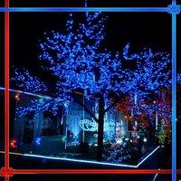 100 led cherry blossom tree light Christmas tree