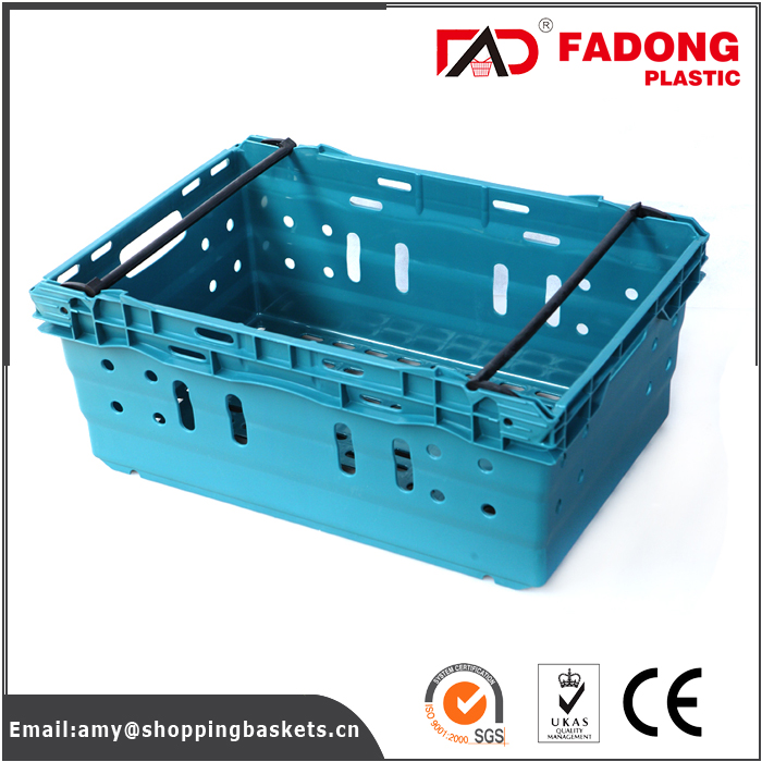 Stocking superstore plastic vegetable basket in competitive price
