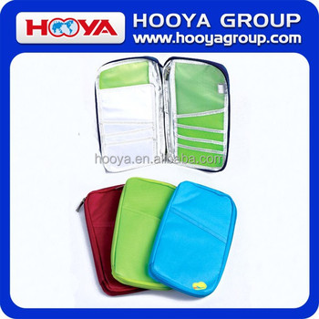 25*13*2cm Travel Card Bag/Card Holder/Business Card Holder