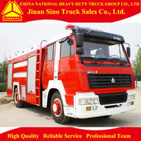 Steyr king 19T 4*2 fire fighting truck