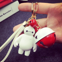 2015 new style lovely snowman keychain for girl gift/lover gift top selling in Europe