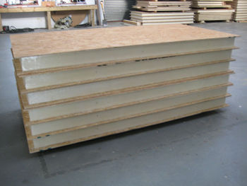 Structural insulated panels buy sip panels product on for Where to buy sip panels