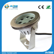 18w RGB LED boat underwater light/marine light