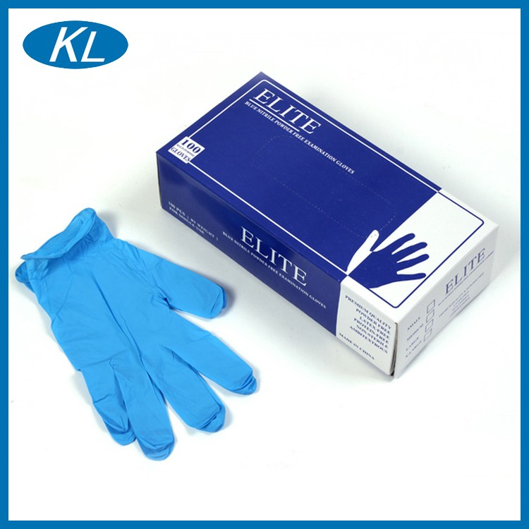 Examination job nitrile glove have with reasonable price malaysia