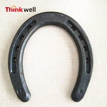 Best Supplier Factory Price Forged Black Steel Horseshoe