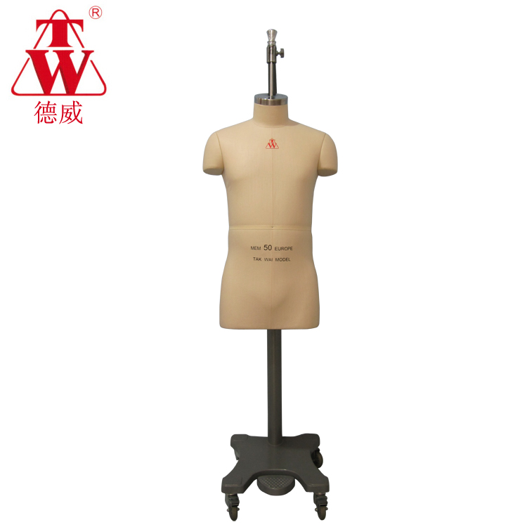 Promotional special male europe size 50 for fitting dress forms dummy