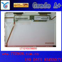 LT121EE08000 A+grade & original 27R2491 12 inches with 180 days warranty laptop monitor