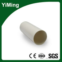 YiMing square hexagonal pvc pipe