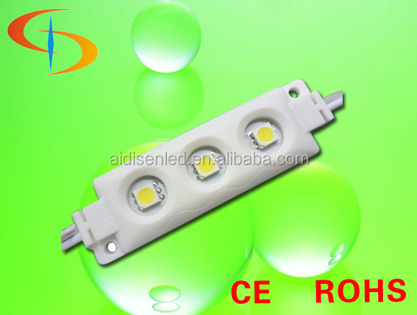 2014 China supplier Shenzhen Factory led module strip 12V good price samsung 5050 led module red tupe