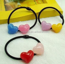 Popular gift Candy color love children headware hair ornaments accessories