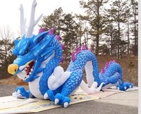 inflatable chinese dragon