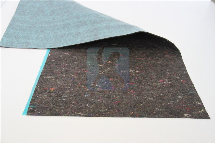 Cheap recycle materail eco-friendly material floor underlayment