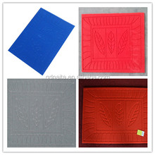 Fashion Polypropylene Fiber Entrance Indoor/Outdoor Floor Mat
