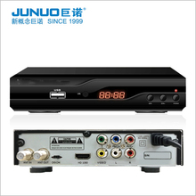 JUNUO Good Quality And Best Price Digital Tv Converter Set Top Box Dvb-t2/isdb/atsc Wholesales