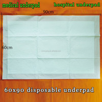Quality assurance disposable medical product 60x90 high absorbent medical underpads for incontinence