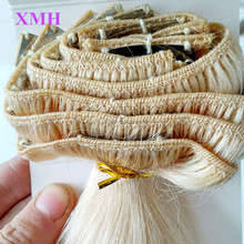 Malaysian hair clip in hair extension,best clips in human hair extension,human hair clip extention