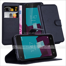 Phone stand case cover for coolpad note 3 case , flip back cover for coolpad note 3