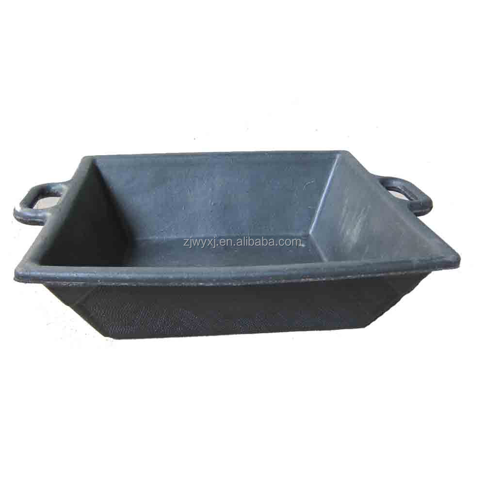Gaveta Albanil 16lts Recycled Rubber Tub With Two Handles - Buy ...