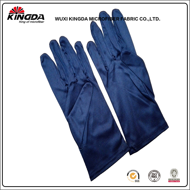 Free samples microfiber jewellery gloves with wholesale price