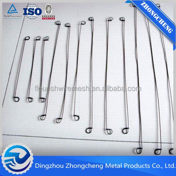 Bar Tie Wire : Loop rebar ties concrete form bar tie wires