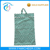 Large Reusable Waterproof Hanging One Zipper Diaper Pail Liners