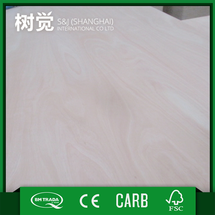 Excellent-performance special discount hardwood combi with poplar plywood