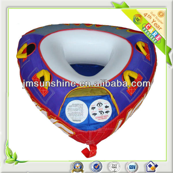 1 person inflatable snow sled equipment