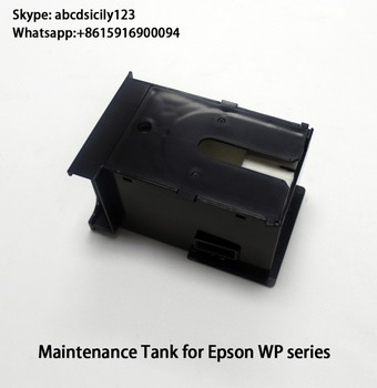 For Epson T6710 maintenance tank & waste ink tank for Epson WP-4531 WP-4092 WP-4022
