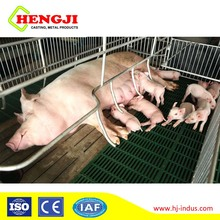 QT450-12 All size pig equipment cast iron gestation cage pig floors