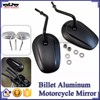 BJ-RM-062 Universal CNC Billet Motorcycle rearview Mirror for Harley Sportster 883