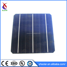 China Supplier Solar Cell Price Solar Cell Monocrystalline 6 Inches