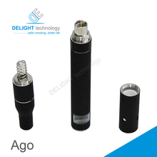 Hot selling newest 2-in-1 e cigarette ago g5 ago vaporizer review