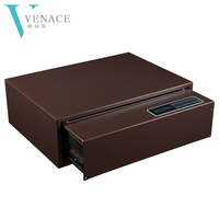 Wardrobe hidden digital electronic money deposit safe box