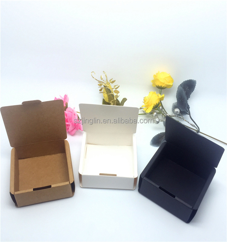 High Quality Factory Low Price In Stock Kraft Paper Box for Powder/CC frost/Handmade Soap