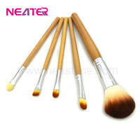 Hottest cheap China eco freindly colorful concealer makeup brush