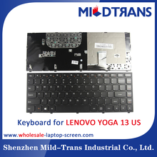 Wholesale laptop replacing Keyboard for Lenovo YOGA 13 US layout