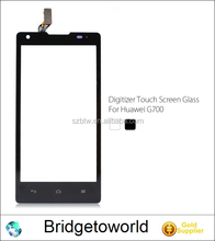 For Huawei Ascend G700 Touch Screen Digitizer Glass Panel Replacement