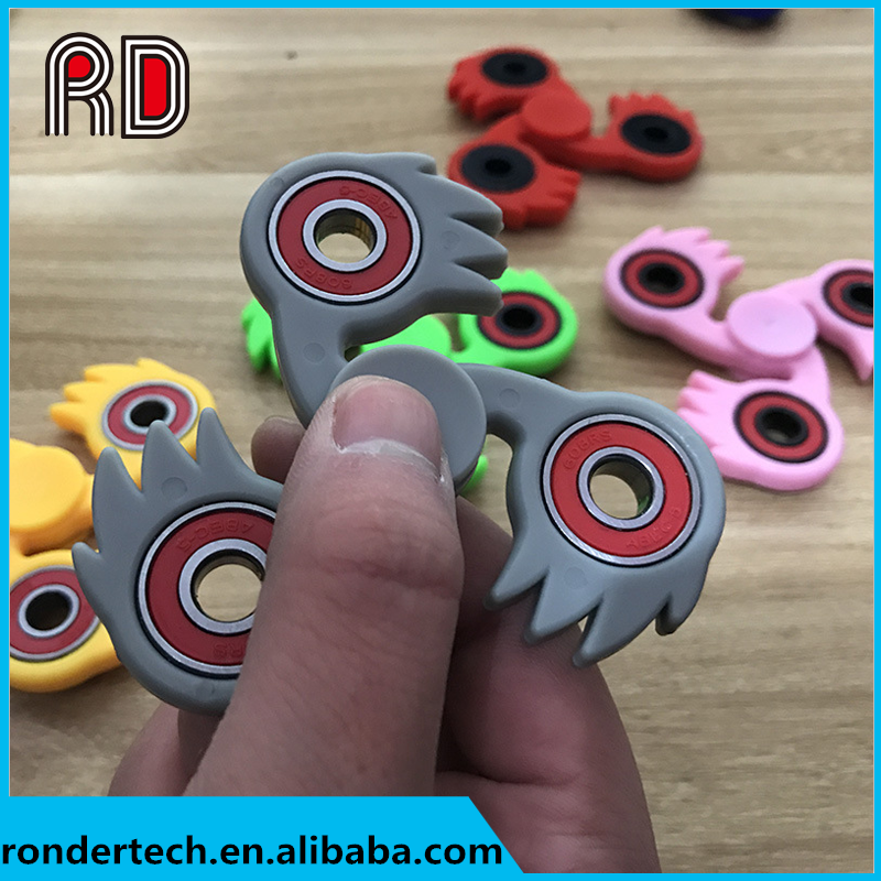 2017 new product hand fidget spinner
