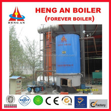 wood ,wood pellet ,palm shell heat transfer oil boiler