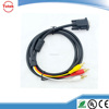 Comprehensive Cable top selling products 2015 optical vga/dvi to rca cables