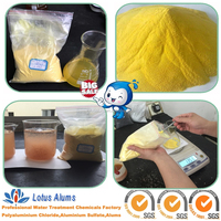 PAC Poly Aluminium Chloride Purity From
