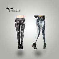 Thai quality sports wear bangkok yoga pants jogging pants