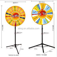 Wheel of Fortune\Lucky Turntable( for lottery\promotion activities)metal model cars 1 8 scale