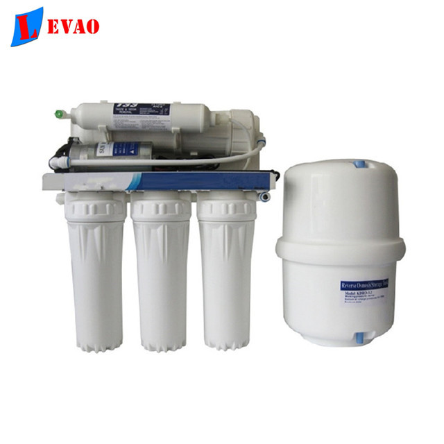 RO UV Ozone filtration 5 stage reverse osmosis water filter <strong>system</strong>