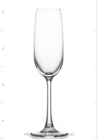 European Style Crystal Champagne Glass Selection For Holiday For Home Use