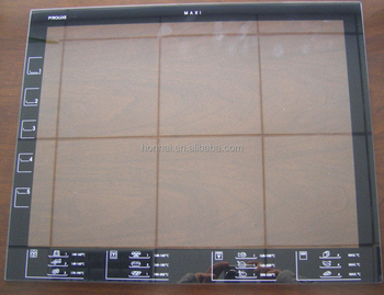 Heat Resistant Borosilicate Glass Oven Door Windows