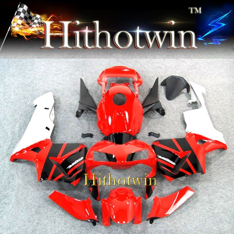 2003 2004 CBR600RR red fairings For HONDA CBR 600RR CBR600RR CBR600 2003 2004 Fairings Set ABS Plastic Bodywork Set